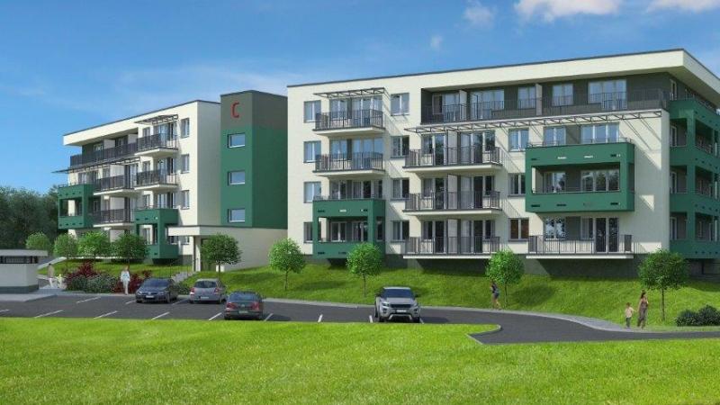 rynek mieszkaniowy Krakowa - Nowa Huta - nowe mieszkania w realizacji
